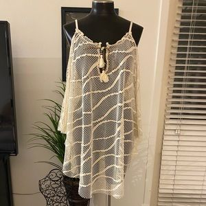 Lucky Brand Swimsuit Coverup